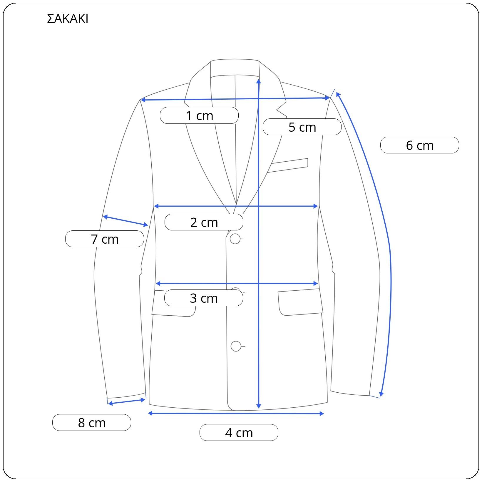 Ανδρικό Κοστούμι Μονόχρωμο Formal/Business Comfort Fit ARTISTI ITALIANI (11474/N01)