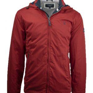 Ανδρικό Μπουφάν Jacket 20102 Κόκκινο