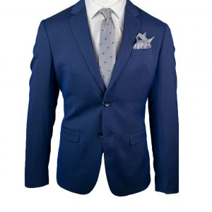 Ανδρικό Κοστούμι Ριγέ Slim Fit 811567/02