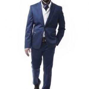 Ανδρικό Κοστούμι Slim Fit 58/02 Ραφ