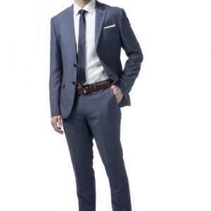 Ανδρικό Κοστούμι Slim Fit 811568/02 Σιέλ