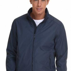 Ανδρικό Μπουφάν Jacket 45-201-006 Μπλε